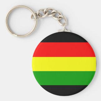 Bolivia Flag Key Chains