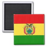 Bolivia Flag Magnets