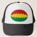 Bolivia Gnarly Flag Hat