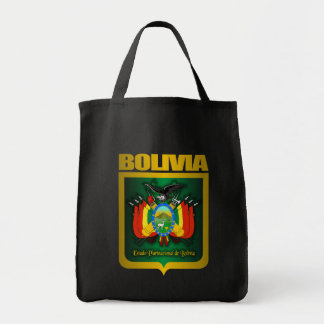 """Bolivia Gold"" Canvas Bag"