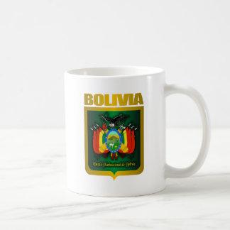 """Bolivia Gold"" Classic White Coffee Mug"
