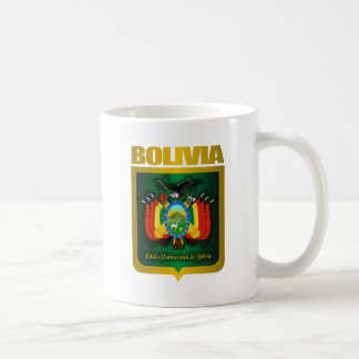 """Bolivia Gold"" Coffee Mugs"
