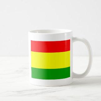 Bolivia High quality Flag Classic White Coffee Mug