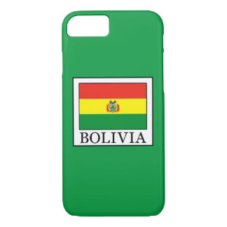 Bolivia iPhone 7 Case