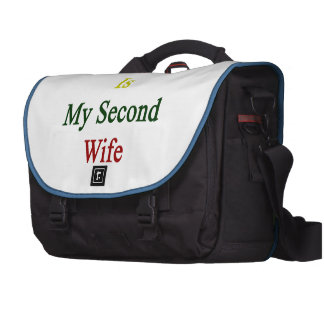 Bolivia Is My Second Wife Commuter Bags