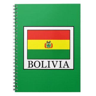 Bolivia Notebooks