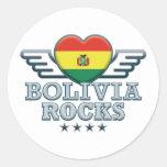 Bolivia oscila v2 etiquetas redondas