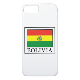 Bolivia phone case