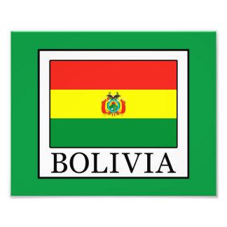Bolivia Photo Print