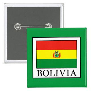 Bolivia Pinback Button