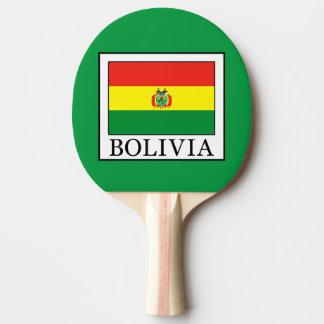 Bolivia Ping-Pong Paddle