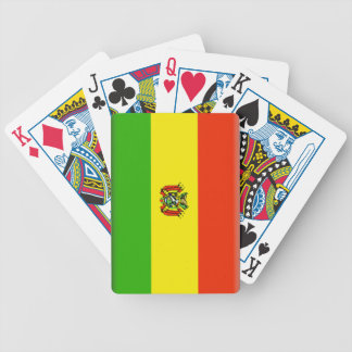 Bolivia Playing Cards