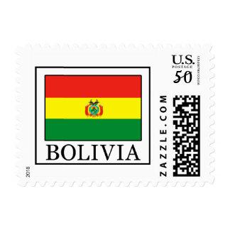 Bolivia Postage