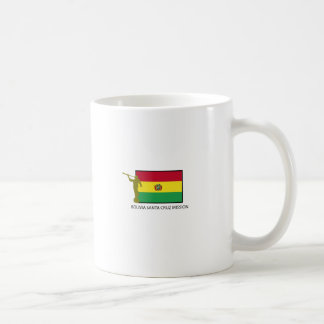 Bolivia Santa Cruz Mission LDS CTR Coffee Mug