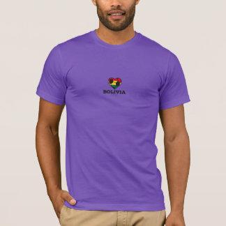 Bolivia Soccer Shirt 2016