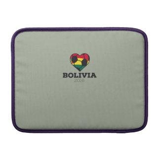 Bolivia Soccer Shirt 2016 MacBook Air Sleeves