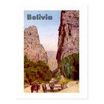 Bolivia Tarjetas Postales