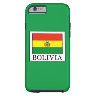 Bolivia Tough iPhone 6 Case