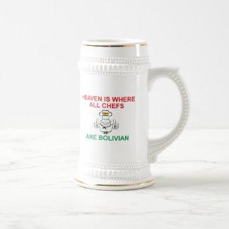 Bolivian Chefs Mugs