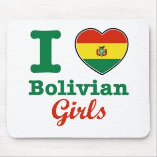 Bolivian Design Mouse Pad