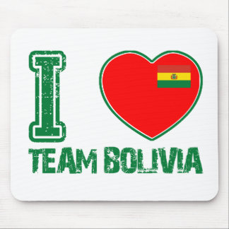 BOLIVIAN designs Mouse Pad