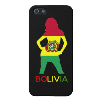 Bolivian flag cover for iPhone SE/5/5s