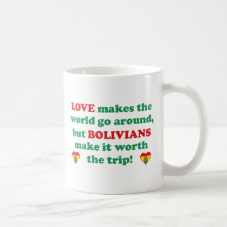 Bolivian Love Coffee Mug