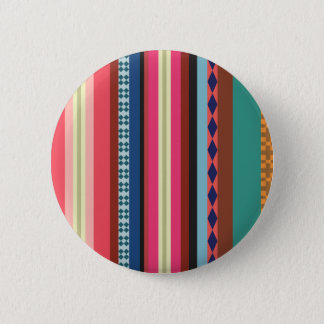 Bolivian pattern button