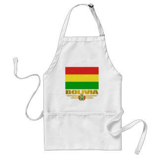 """Bolivian Pride"" Adult Apron"