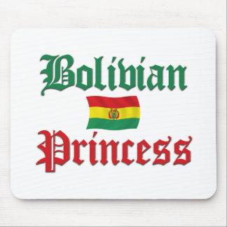 Bolivian Princess Mouse Pad