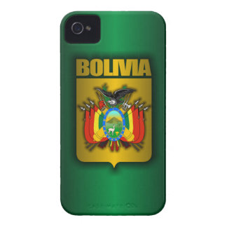 """Bolivian Steel"" Case-Mate iPhone 4 Case"