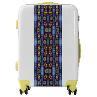 Bolivian Stripes Luggage