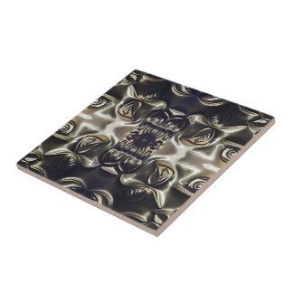 Boliviano Flower´´ de Keramik Fliese `` Azulejo Cuadrado Pequeño