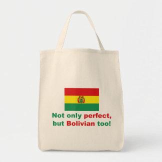 Boliviano perfecto bolsa tela para la compra