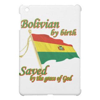 Boliviano por el nacimiento ahorrado por la gracia