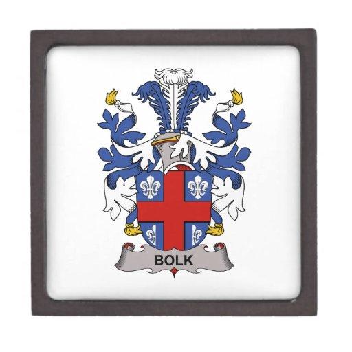 Bolk Family Crest Premium Gift Boxes