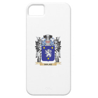 Bolke Coat of Arms - Family Crest iPhone 5 Cover