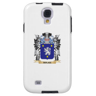 Bolke Coat of Arms - Family Crest Galaxy S4 Case