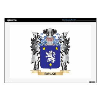 Bolke Coat of Arms - Family Crest Skin For Laptop