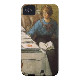 Bolla en la biblioteca Case-Mate iPhone 4 protectores