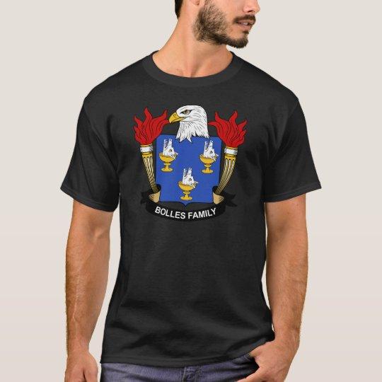 Bolles Family Crest T-Shirt