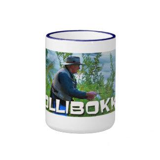 BOLLIBOKKA 5 RINGER COFFEE MUG