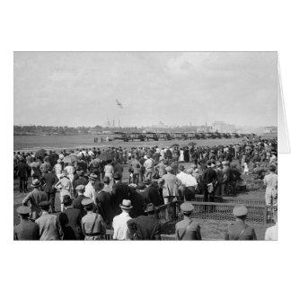 Bolling Field Air Circus: 1923 Card