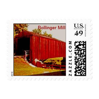 Bollinger Mill stamp