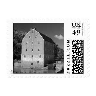 Bollinger Mill State Park, Mo Postage Stamp