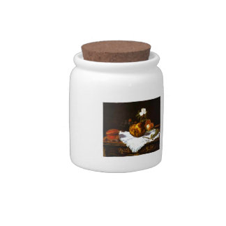 Bollo de leche de Eduardo Manet- A Jarra Para Caramelo