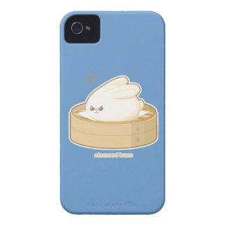 Bollos cocidos al vapor iPhone 4 Case-Mate cobertura