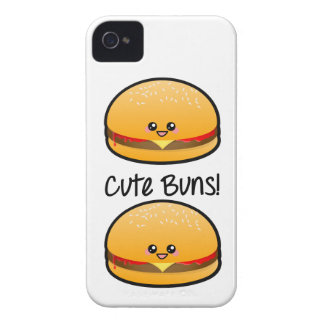 Bollos lindos Case-Mate iPhone 4 carcasa