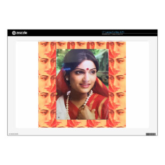 Bollywood diva actress Indian beauty cinema girls Decal For Laptop