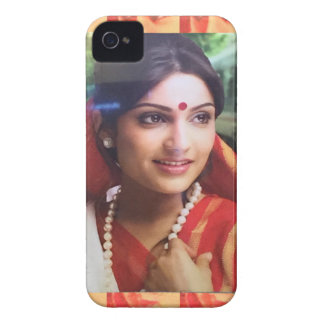 Bollywood diva actress Indian beauty cinema girls iPhone 4 Case